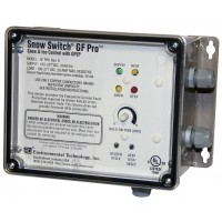 GF Pro SNOW MELTING AND GUTTER DE-ICING CONTROLLER
