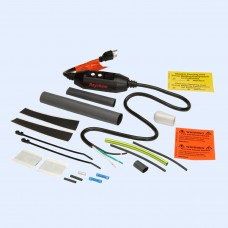 H908 Raychem Plug-In cord set w/GFPD, includes end seal