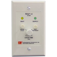 RCU-4 REMOTE CONTROL FOR USE WITH GF PRO