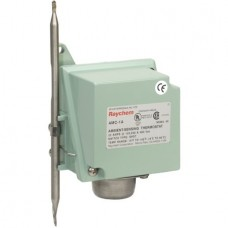 AMC-1A Raychem Mechanical thermostat for ambient sensing, 15-140°F adjustable setpoint, 22 A at 125/250/480 V