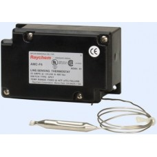 AMC-F5 Raychem Mechanical thermostat for ambient or line sensing, 40°F fixed setpoint , 22 A at 125/250/480 V